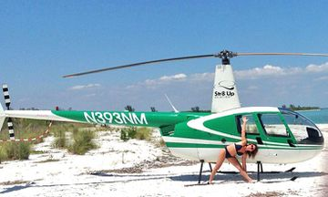 Florida Company Offers Heli-Yoga to Yogis Who Love to Fly
