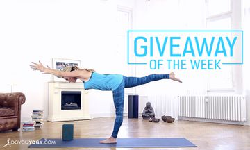 Giveaway - 3 x Lifetime Access Passes to The Complete Guide to Yoga for Beginners
