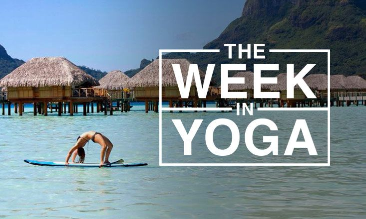 The Week In Yoga #55