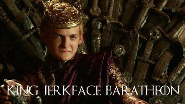 King Jerkface Barathion