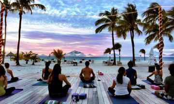 10 Beautiful Yoga Retreats To Escape To ASAP
