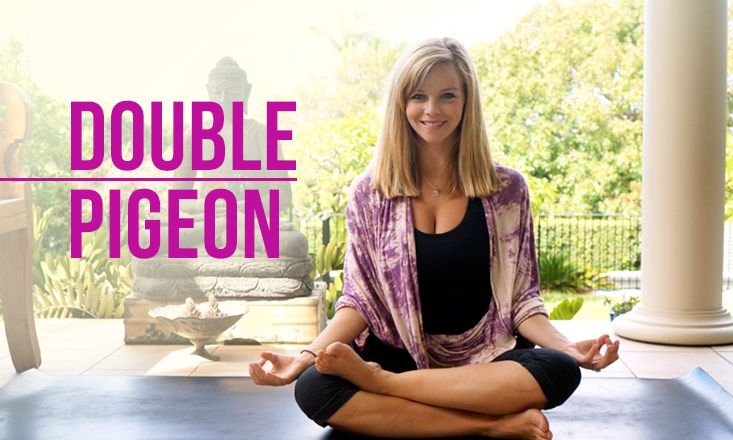 How to Do Double Pigeon or Fire Log Pose