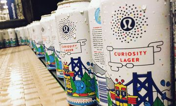 Lululemon Is Releasing Their Own Craft Beer