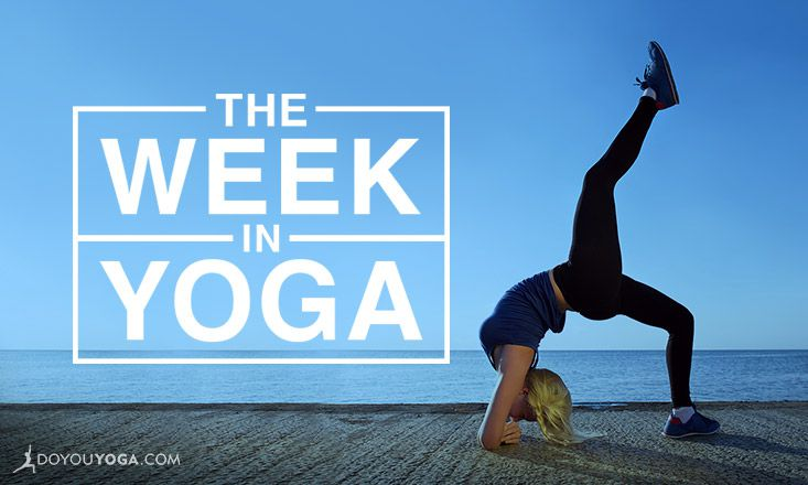 The Week In Yoga #63