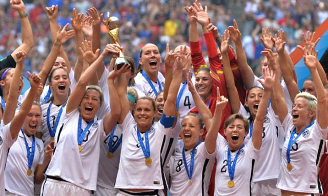 U.S. Women's Soccer Take World Cup Gold, Inspire Us All