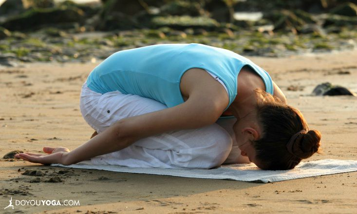 5 Elements of Yoga - Grounding with Earth Element