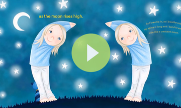 Good Night Yoga: A Pose-by-Pose Bedtime Story (VIDEO)