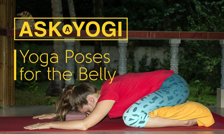 How Do I Modify Yoga Poses for My Belly?