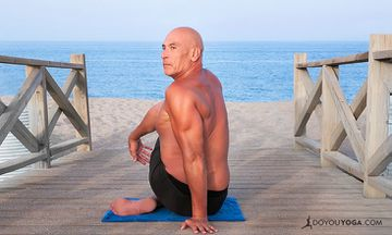 Study: Yoga Can Alleviate Arthritis Pain