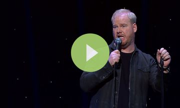 Comedian Jim Gaffigan Has Had it with Kale (VIDEO)