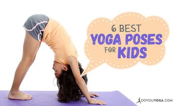 6 Best Poses To Get Kids Started On Yoga