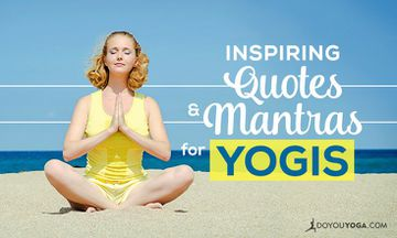 A Yogi's Guide to Mantras and Inspiring Quotes