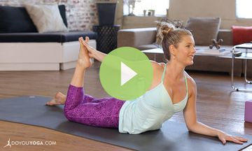 Full Body Power Yoga with Leah Cullis (VIDEO)
