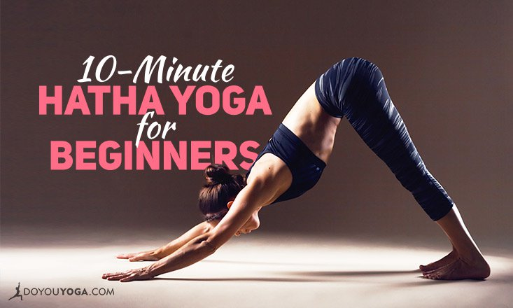 hatha yoga sequence for beginners