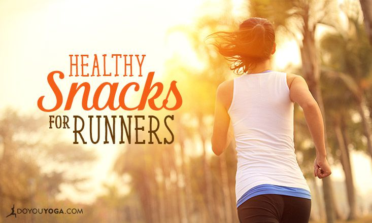 5 Healthy Snacks for Runners