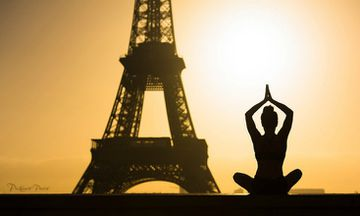 After Paris: A Yogini Finds Peace Amidst Chaos (PHOTOS)