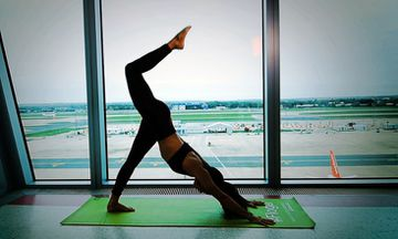 Gatwick Airport in UK Now Has a Yoga Room, Too