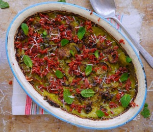 The 10 Best Healthy Thanksgiving Recipes - brussels sprouts