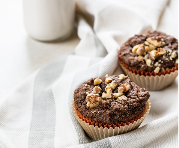 The 10 Best Healthy Thanksgiving Recipes - muffins