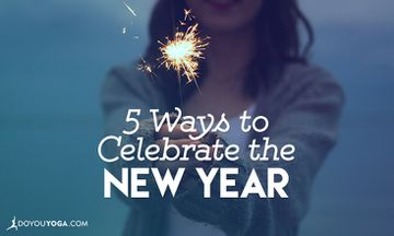 5 Ways to Celebrate the New Year