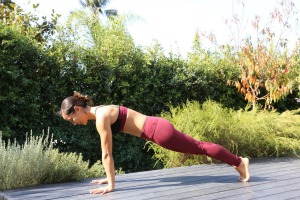 Plank Pose Misalignments - Plank - CORRECT