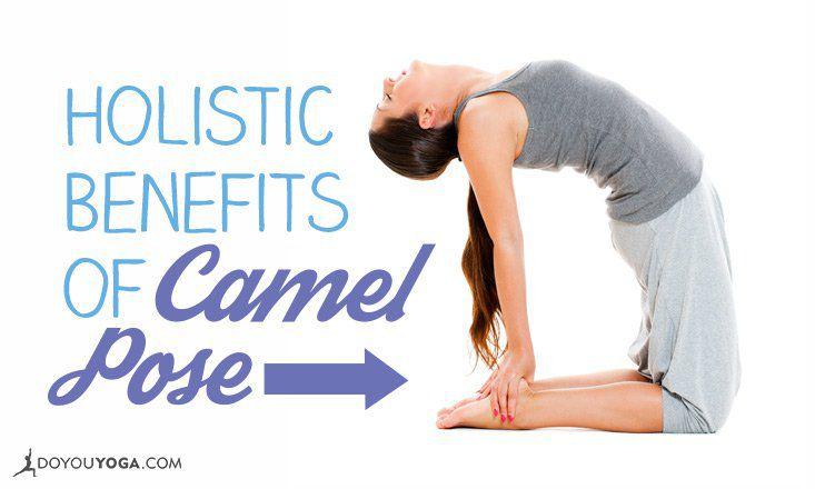 The Holistic Benefits Of Camel Pose Doyou