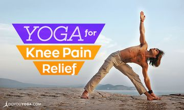 Yoga Poses for Knee Pain Relief