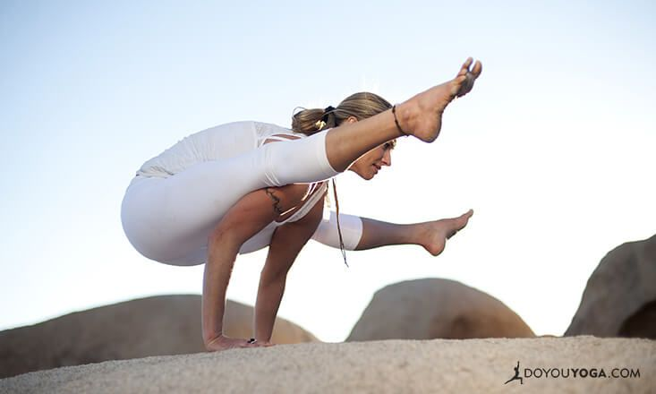 4 Ways Yoga Asana Leads Us to Enlightenment