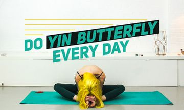 5 Reasons to Do Yin Butterfly Every Day