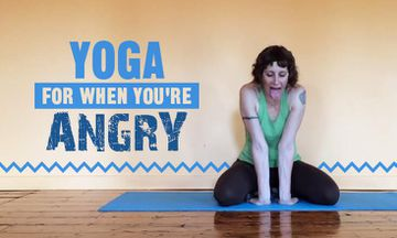 A Yoga Sequence for When You're Angry