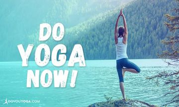 Do Yoga Right Now! 10 Poses to Do Anywhere, Any Time