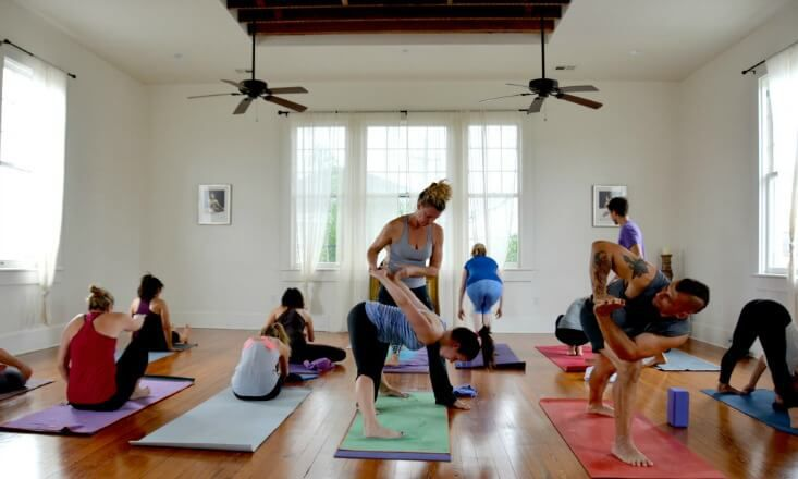 Top 10 Ashtanga Yoga Studios in the USA