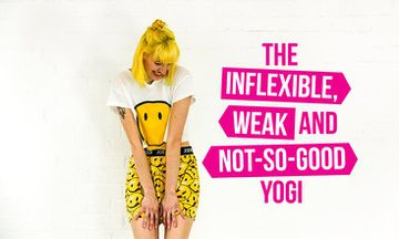 The Inflexible, Weak and Not-So-Good Yogi