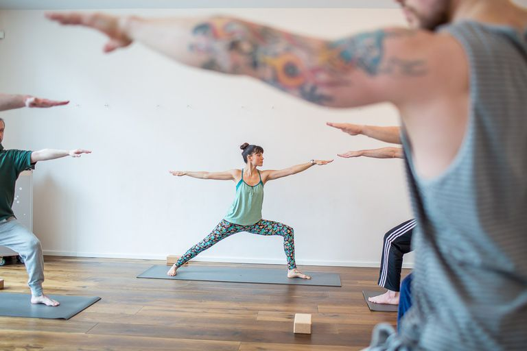 The 3 Funniest Questions People Ask Because I Teach Yoga for Men