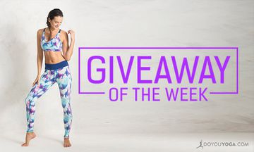 Giveaway – 3x One Stunning Yoga Outfit from Pure Apparel (Worth $150)