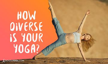How Diverse is Your Yoga?