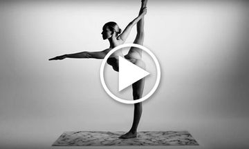 Watch This Revealing Video of Nude Yoga Girl