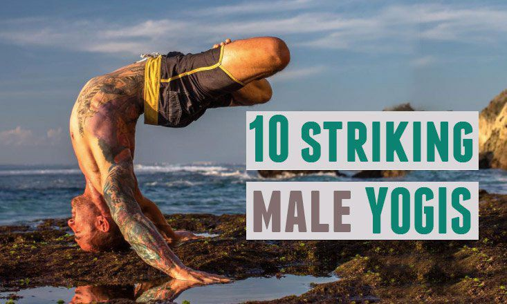 Do You Even Yoga, Bro? 10 Male Yogis Killing it on Instagram