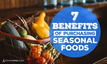 7 Benefits of Purchasing Seasonally Produced Foods
