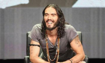 Paternal Yoga: Did Russell Brand Start a New Thing?