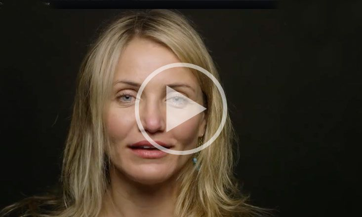 Real Talk: Cameron Diaz On Authenticity, Happiness, and Fame