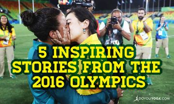 5 Inspiring Stories From the Rio 2016 Olympics