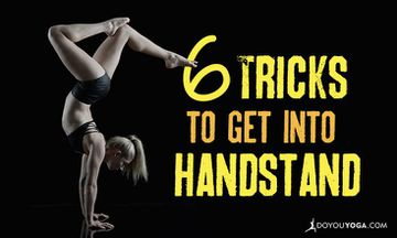 6 Tips and Tricks to Help You Get Into Handstand