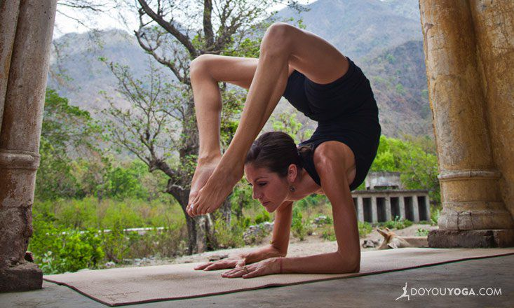11 Yoga Poses to Prepare for Scorpion Pose