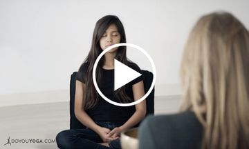 "Frazzled, Anxious Middle-Schoolers Find ""Release"" through Mindfulness (Video)"