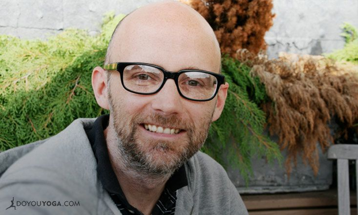 Moby Makes a Really Cool Case for Veganism — Here's Why