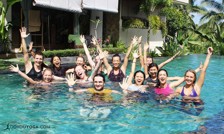 My Yoga Teacher Training in Bali - Week 1 - Getting ...
