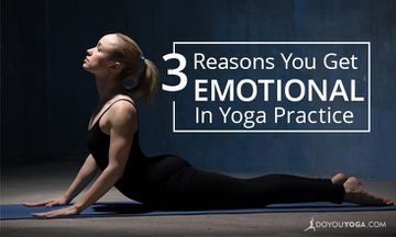 3 Scientific Reasons You Get Emotional During Yoga Practice