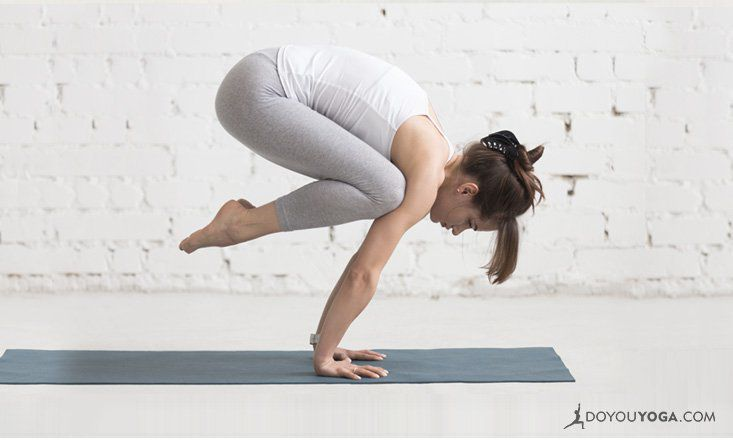 5 Yoga Poses To Prepare For Crow Pose Doyou