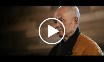 "Watch the Thich Nhat Hanh Documentary ""Walk With Me"" (TRAILER)"